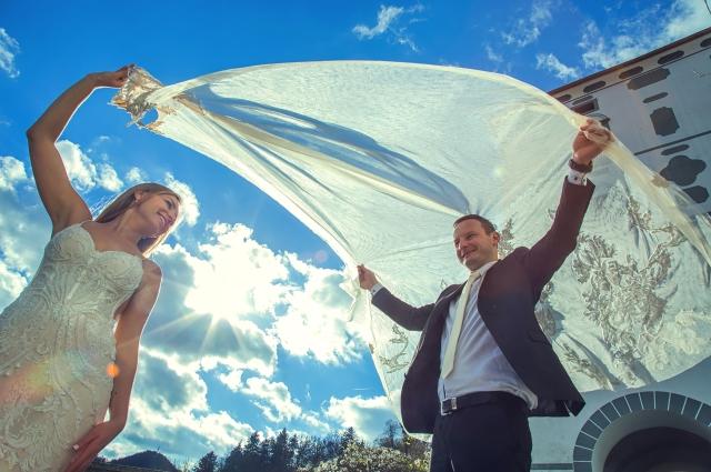 Poročno slavje